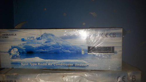 Aire acondicionado split gplus 12000btu
