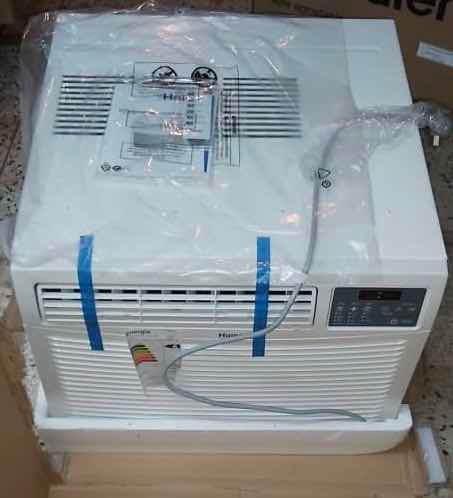 Aire acondicionado ventana 12.000 btu nuevo