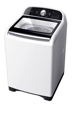 Lavadora daewoo automática 17kgs dwfh340rc tienda física