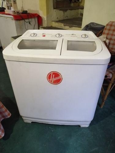 Lavadora hoover semi automática *15trumps*