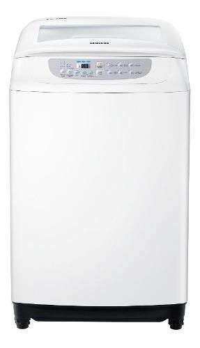Lavadora Samsung 10,5kg Mod Wa10f5l2 Blanca Nueva