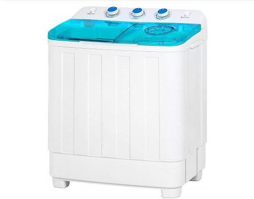 Lavadora semiautomática dobletina 8 kg keyton
