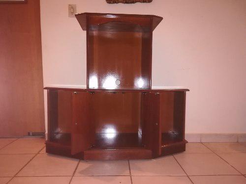Mesa madera para equipo de sonido