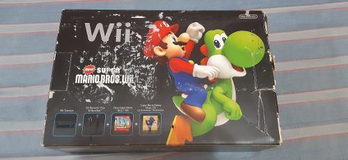 Nintendo wii mas accesorios (75 vds)