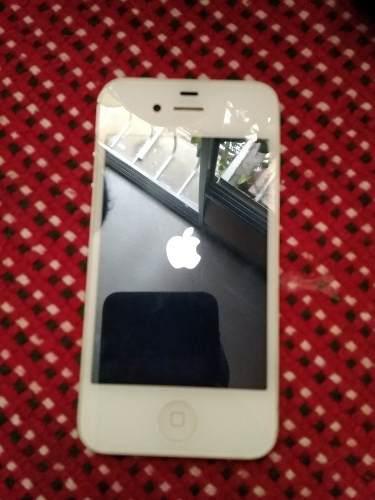 Iphone 4s 32 para digitel, bloqueado por icloud (20d)