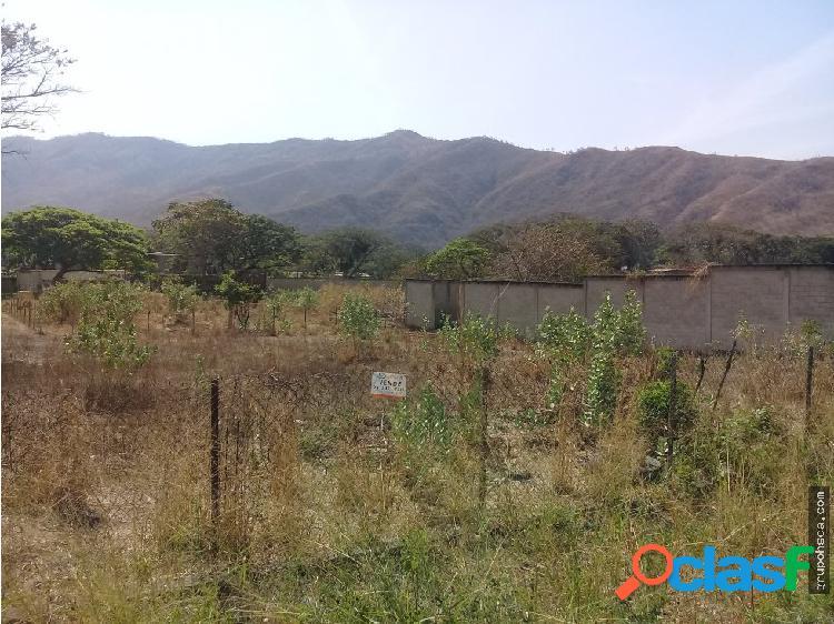 Terreno en valles de paya, turmero edo aragua.