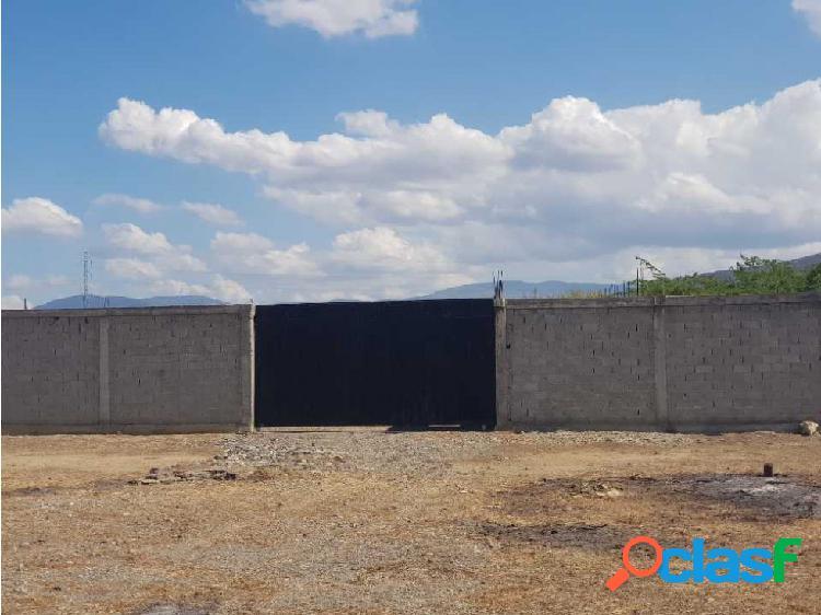 Se vende terreno en el oeste de barquisimeto