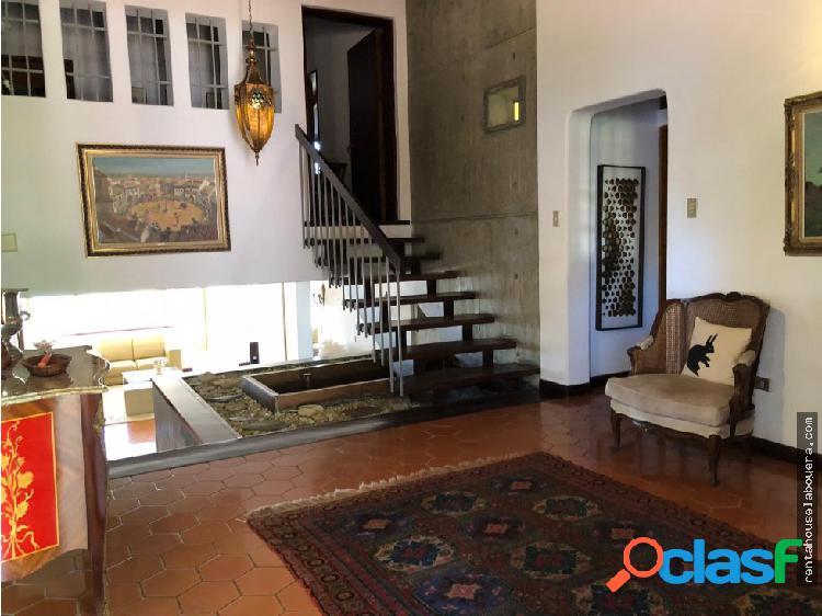 Casa en venta la lagunita fn1 mls18-5983