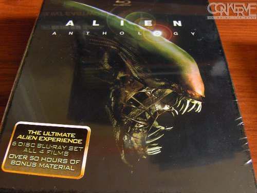 Alien anthology (bluray box set) original nuevo y sellado