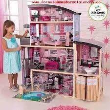 Casa barbie muñeca mansión gigante.