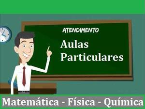 Clases 2020: profesor particular matemáticas, física,