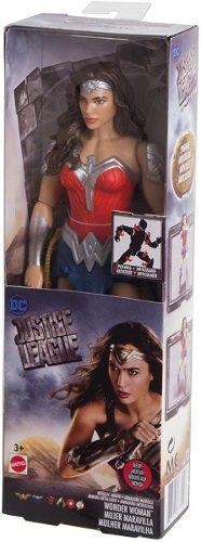 Dc wonder woman league justice mattel om1