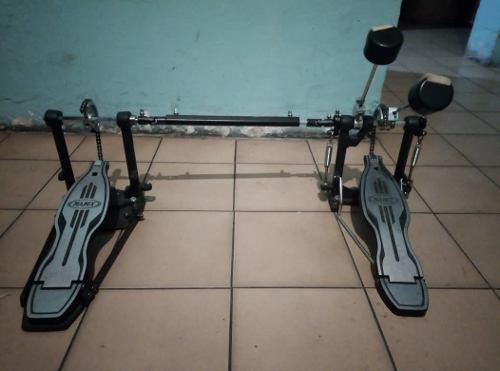 Doble pedal de batería mapex p500tw
