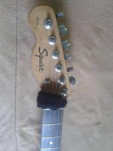 Guitarra squier by fender telecaster zurda 200