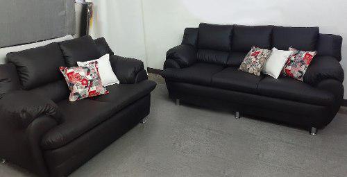 Muebles modernos 3 y 2 puesto.