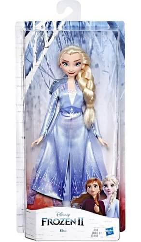 Muñeca disney frozen 2 elsa fashion original marca hasbro
