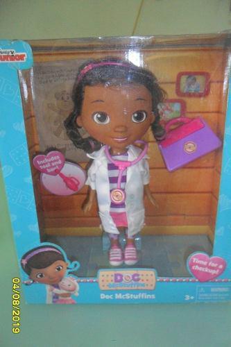 Muñeca doctora juguetes original disney usada
