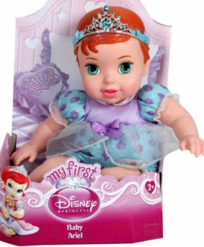 Muñeca my first disney princess ariel original