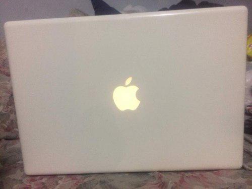 Remato macbook blanca para repuesto