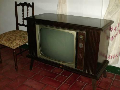 Tv antiguo. de colección