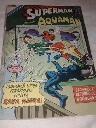 Cómic aquaman en español.