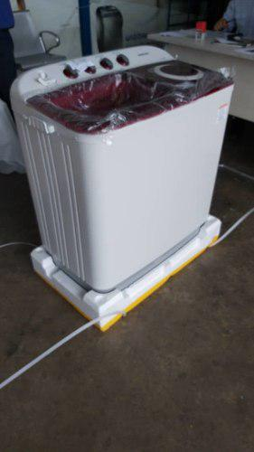 Lavadora semi automática de 11 kg samsung