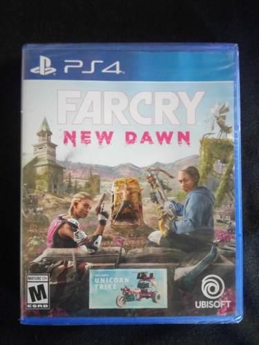 Vedno juego play 4 far cry new dawn