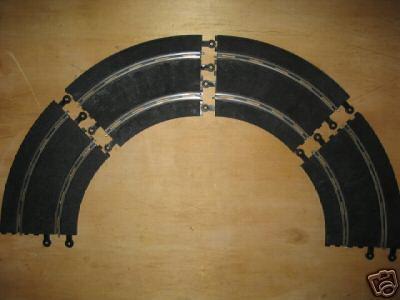 Curvas c151 22.5 p/ pistas scalextric (clásica)
