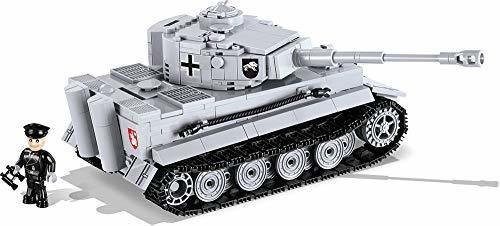 World of tanks tiger bloque construccion cobi
