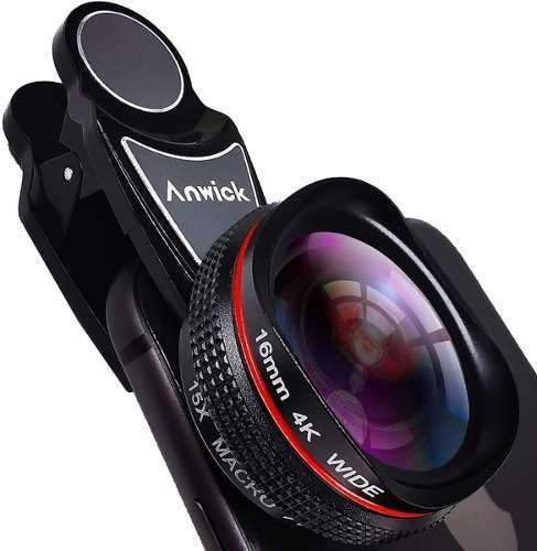 Lente de cámara para celular ojo de pez somos tienda