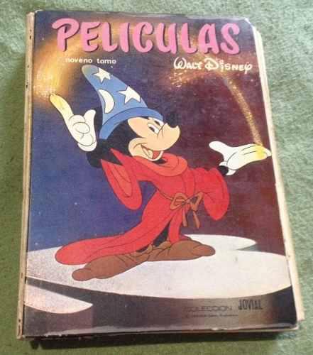 Libros De Wal Disney 1964