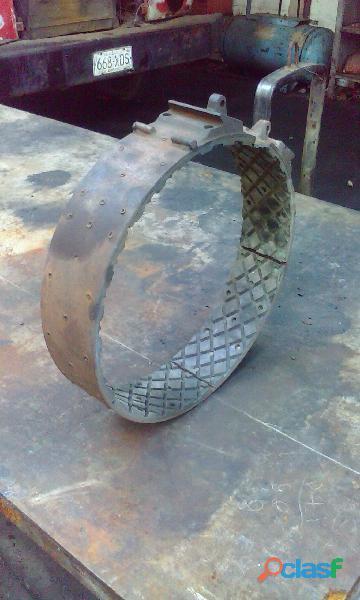 Bandas de freno para tractor d6 caterpillar