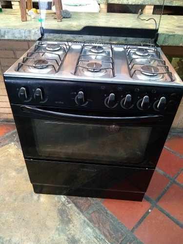 Cocina 6 hornilla a gas marca premium modelo aruba