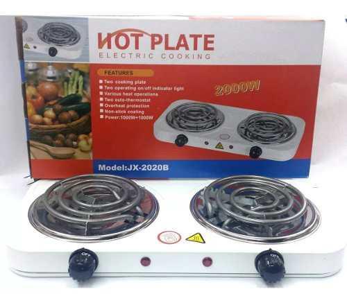 Cocina electrica 2 hornillas hot plate 1 5