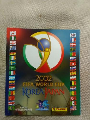 Album mundial 2002