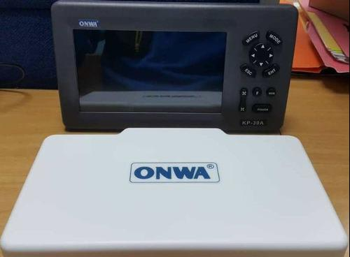 Gps con transponder ais clase b marca onwa modelo kp39a