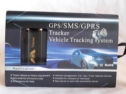 Gps vehicle tracking system tk103a. nuevo. gps para carro.