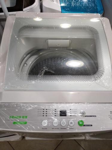 Lavadora automática 7kg frigilux nueva con garantía