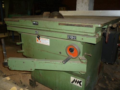 Maquinas para carpintería industrial usadas