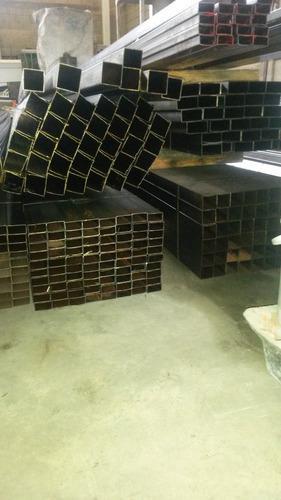Tubo 3/4 x 3/4 carpinteria metalica