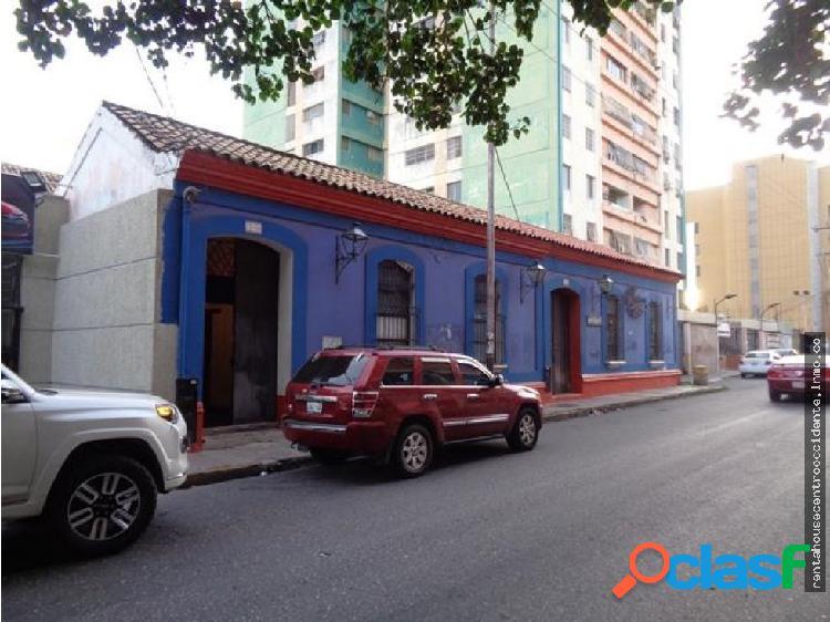 Casa en venta centro barquisimeto mr