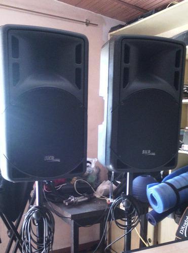 Sonido amplificado skp profesional