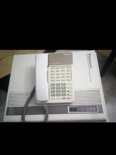 Central telefónica panasonic easa 1232