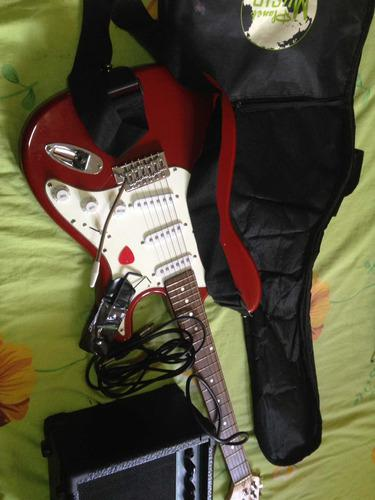 Guitarra eléctrica planet music (oferta!!)
