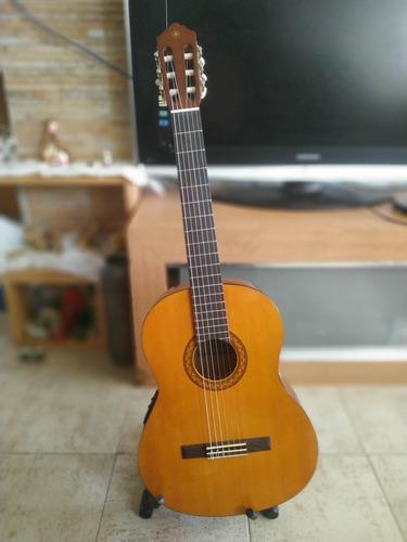 Guitarra electroacústica yamaha cx 40