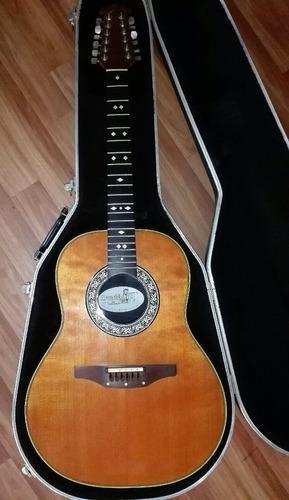 Guitarra ovation doce cuerdas (leer descripción) combo
