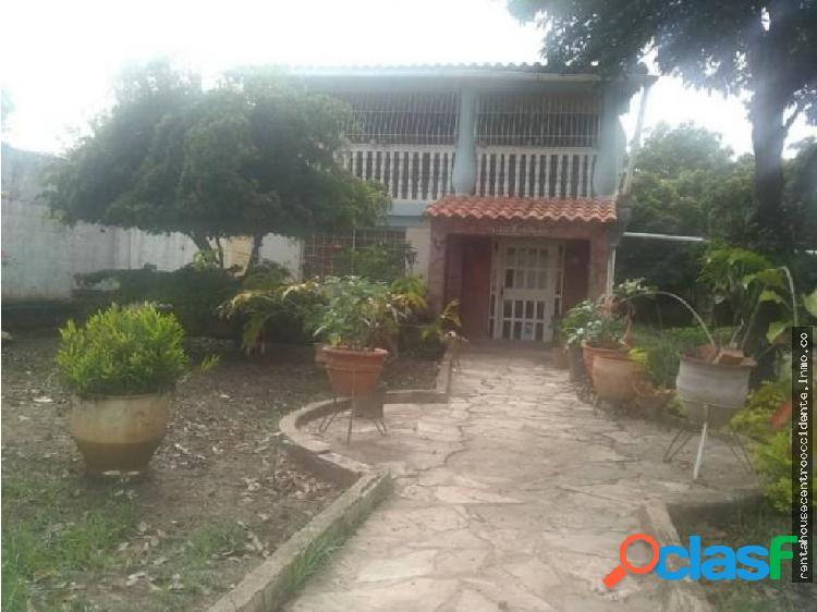 Casa en venta el cuji barquisimeto lara sp
