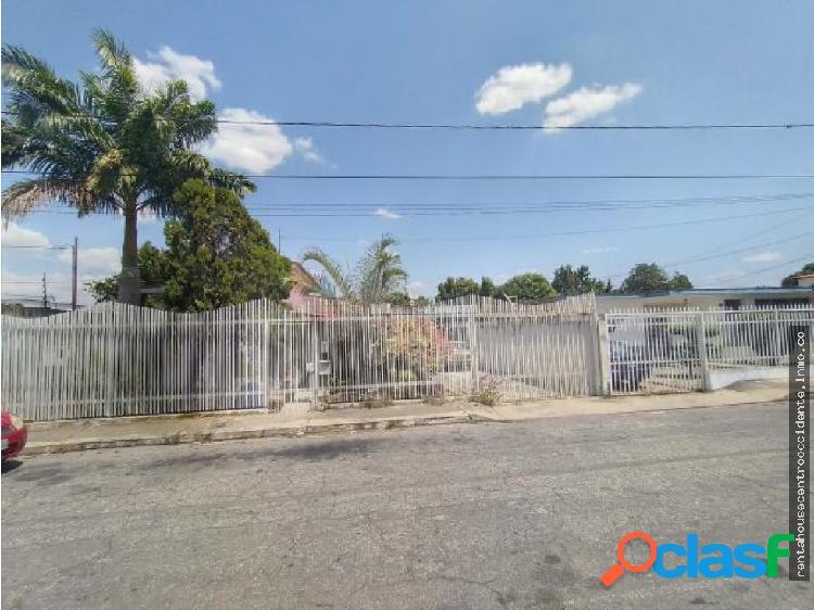 Casa en venta zona oeste barquisimeto