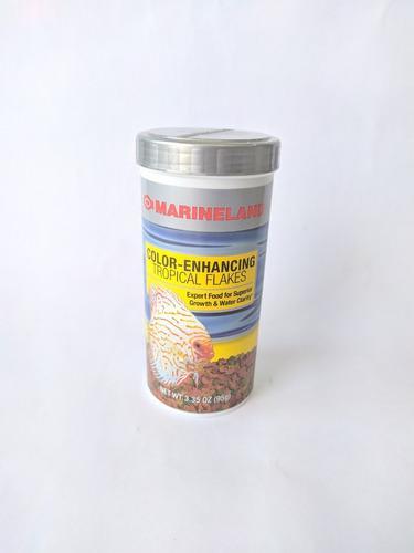 Alimento Marineland Hojuelas Para Peces Goldfish 95 Gr