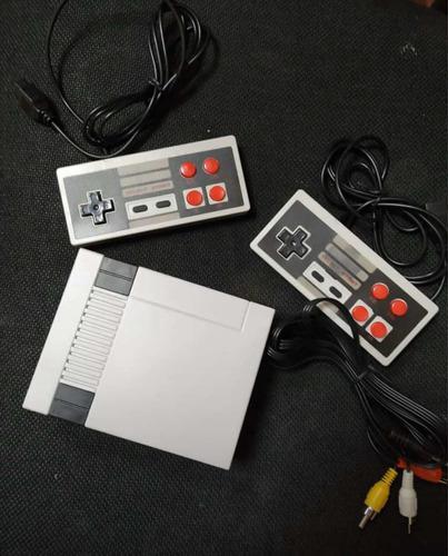 Nintendo clásico nes + 2 controles + 620 juegos